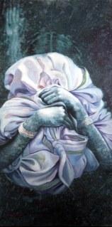Ashok Mahakur Untitled 20x39 Inch Acrylic on Canvas