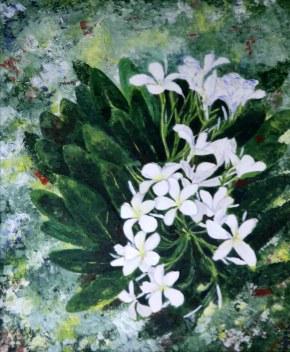 Radhika Surana Chmpa 24x36 Acrylic on Canvas
