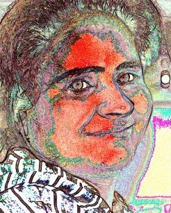 13) Kishore Shanker I Smile I Photo-Graphics I 20x16 Inches