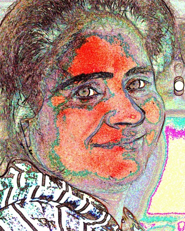 13) Kishore Shanker I Smile I Photo-Graphics I 20x16 Inches