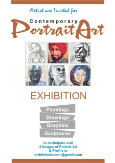 Contemporary Portrait Art Exhibition