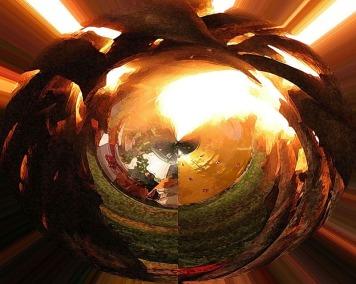 Kishore Shanker New Planet 1 Photo-Graphics 24x30 Inches 40K