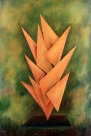 Kishore Shanker Untitled 7 Oil on Canvas