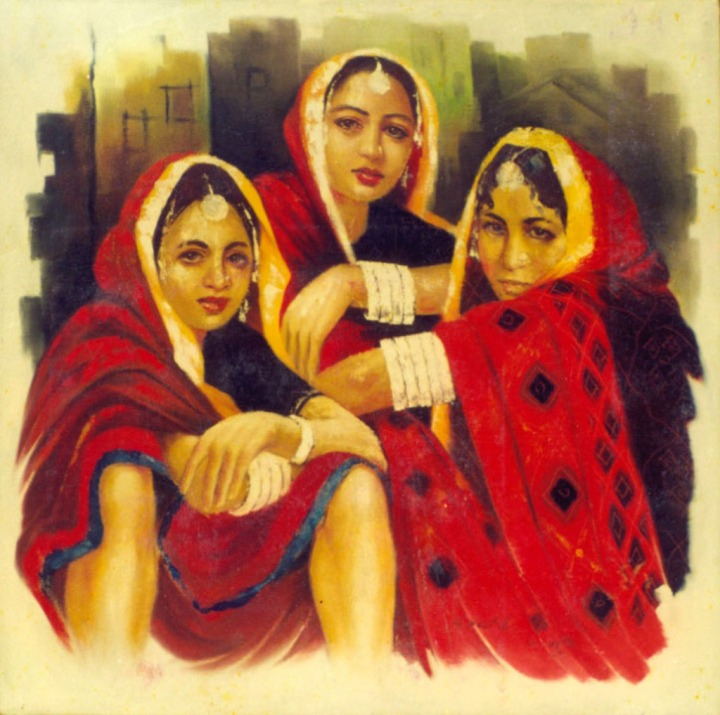 Shakti Singh Ahlawat Untitled 3