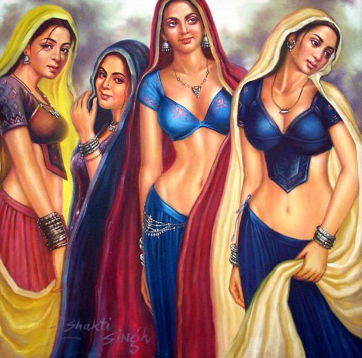 Shakti Singh Ahlawat Untitled 4