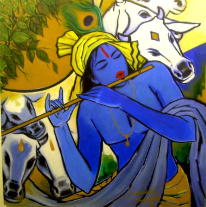 Shakti Singh Krishna 01