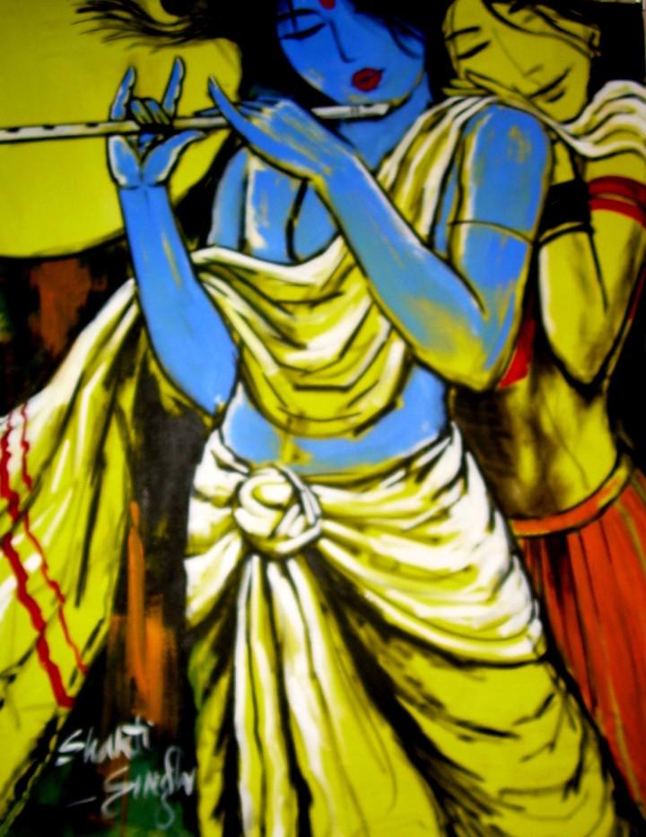 Shakti Singh Krishna 02