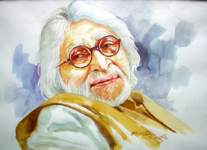 Shakti Singh Portrait 1