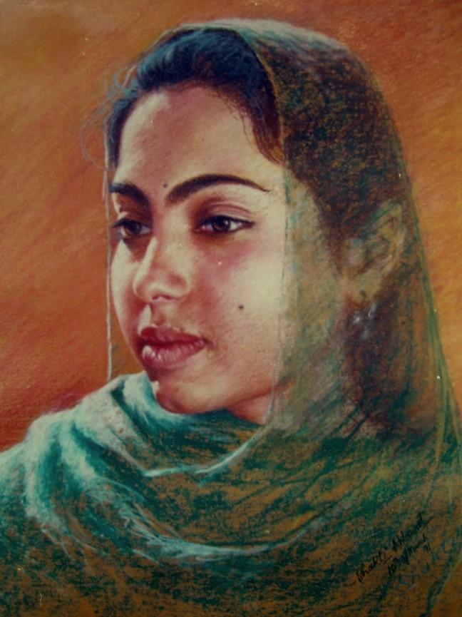 Shakti Singh Portrait 3