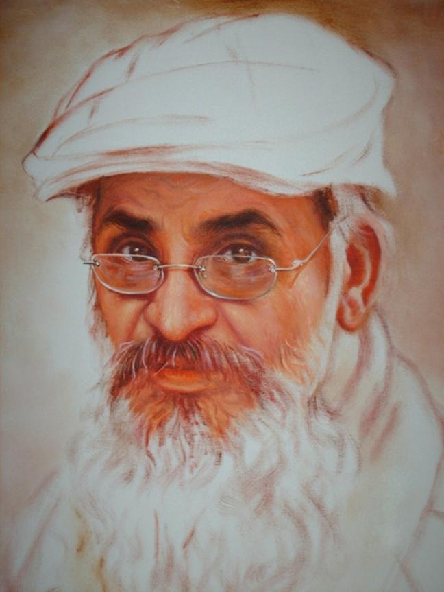 Shakti Singh Portrait 4