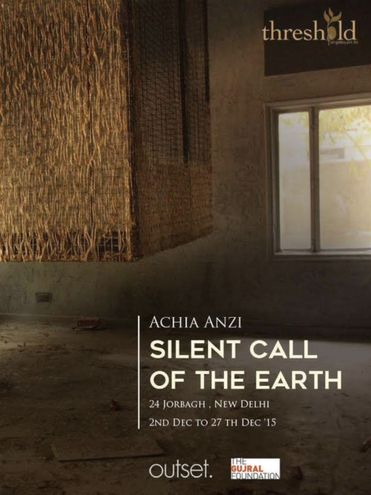 2015 December 2-27 Achia Anzi - Silent Call of the Earth1