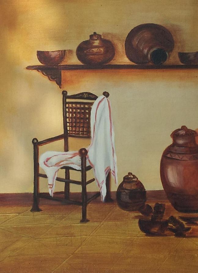 Anjna Mehra Chair