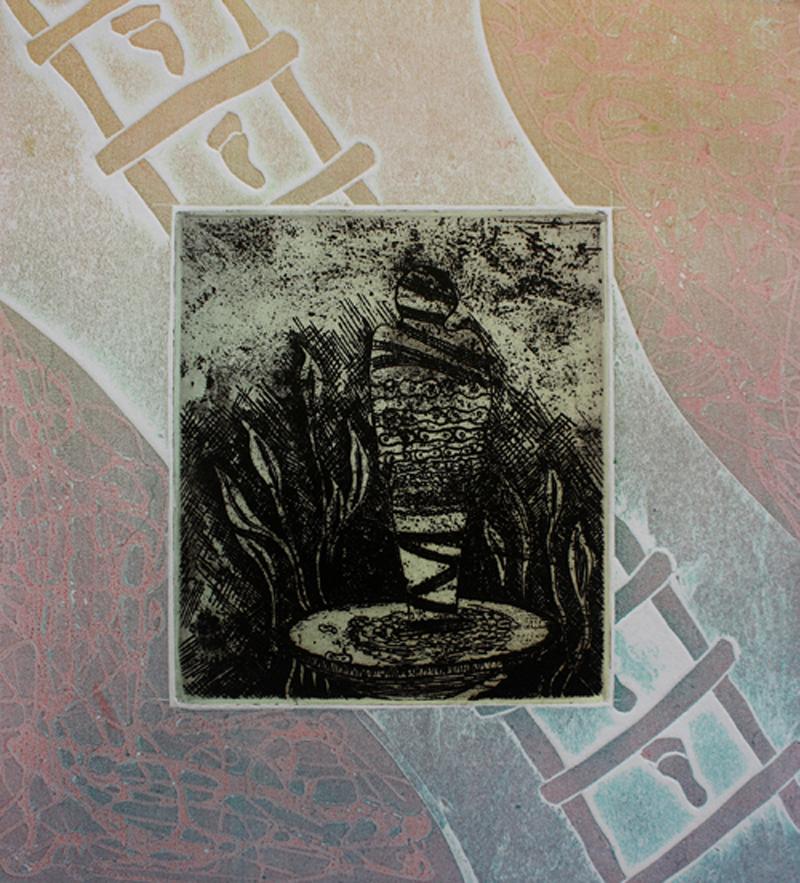Atul Dixit Print Making 8