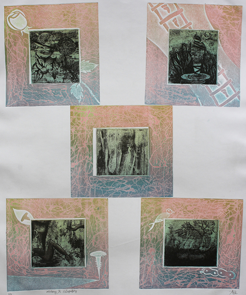 Atul Dixit Print Making 9