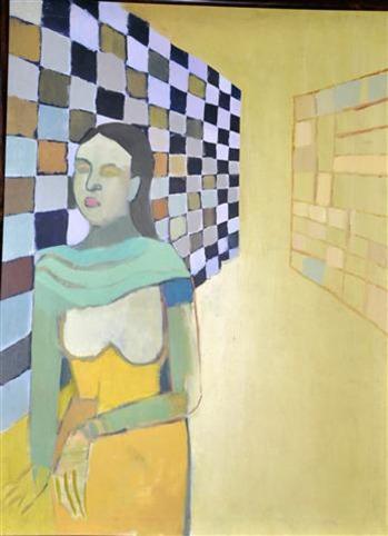 Beena Rohila Parichya Nai Zindagi Se 2 Oil on Canvas 30 x 40 Inches