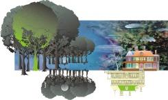 DS Kapoor Dream House Digital Art