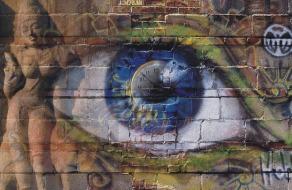 DS Kapoor Eye Digital Art
