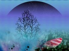 DS Kapoor Solitude 1 Digital Art