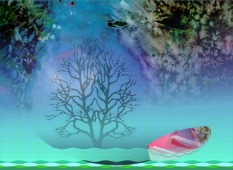 DS Kapoor Solitute 2 Digital Art