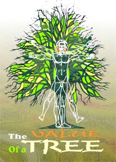 DS Kapoor Tree Man Digital Art