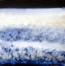 Mukesh Kumar Fantasy Landscape 4 Acrylic on Canvas 42 x 42 Inch Rs. 30000