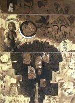 Rakesh Bani Memories Etching & Aquatint 67 x 50 cm 45K