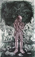 Rakesh Bani Metamorphosis Etching & Aquatint 80 x 49 cm 45K