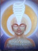 Sudha R Sama Dhyani Mixed Media on Canvas 18 x 48 Inches 20K