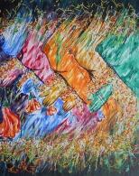 Sudhir Tripurari Untitled 8 Mixed Media