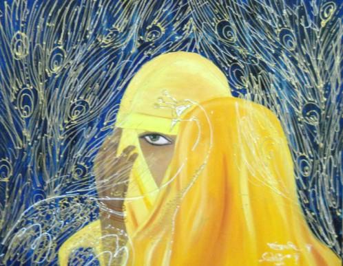 Sudhir Tripurari Untitled 9 Mixed Media