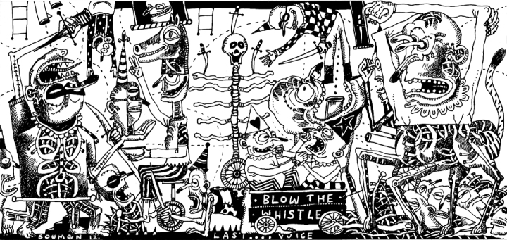 WHISTLE BLOWERS-72