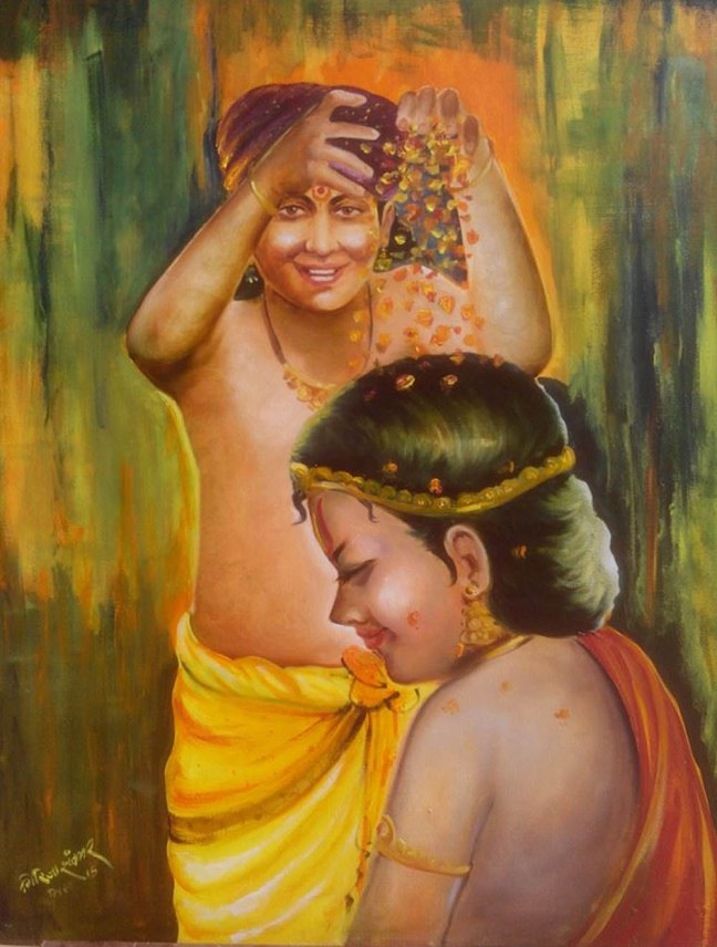 Girija Shanker Painting 1