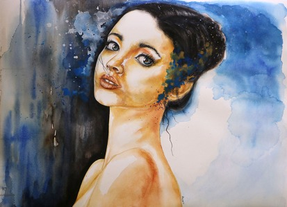 Shaveta Choudhary Untitled 1 Water Color on Archival Paper 22x30 Inches 15K