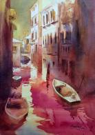 Vikrant Dattatreya Shitole 05 Water Colors 15x21 Inches INR 25000