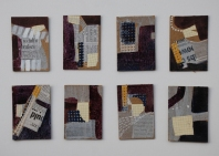 Harpreet Singh I Untitled I Cardboards Acrylics and Collage on Cardboard I 2014 I 22000/-