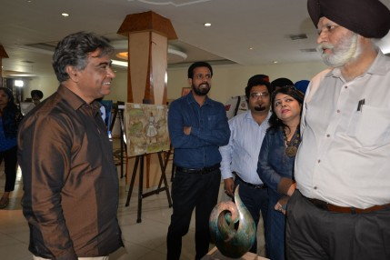 Art Exhibition Art and The City 2015 (11)