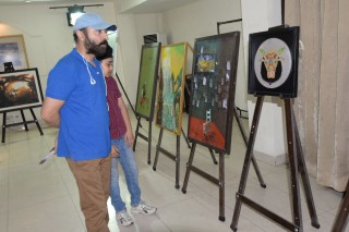 Art Exhibition Art and The City 2015 (13)