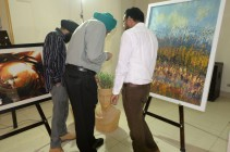 Art Exhibition Art and The City 2015 (17)