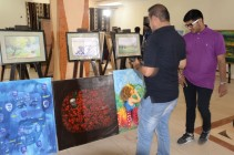 Art Exhibition Art and The City 2015 (22)