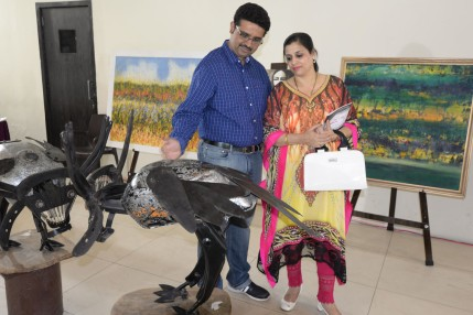 Art Exhibition Art and The City 2015 (24)