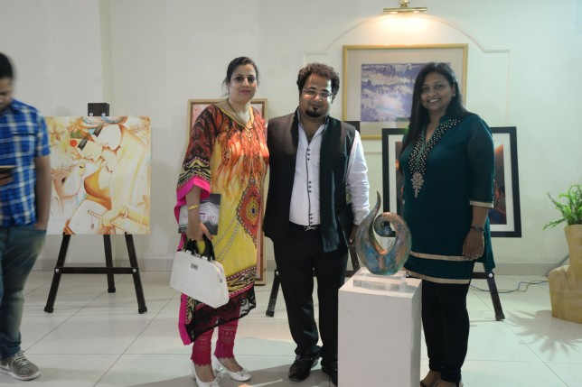 Art Exhibition Art and The City 2015 (28)