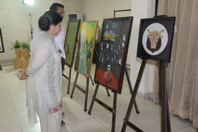 Art Exhibition Art and The City 2015 (32)