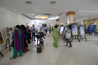 Art Exhibition Art and The City 2015 (33)
