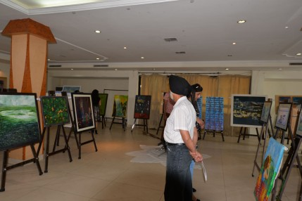 Art Exhibition Art and The City 2015 (36)