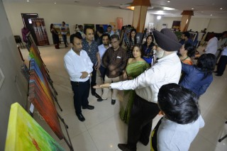 Art Exhibition Art and The City 2015 (41)