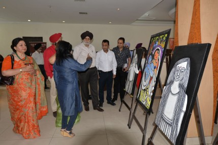 Art Exhibition Art and The City 2015 (43)
