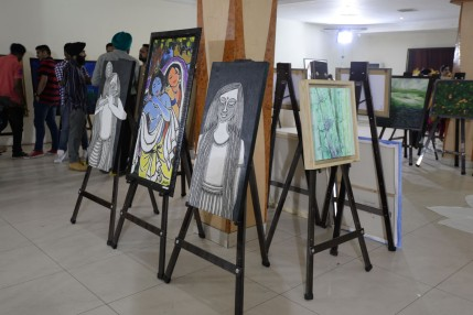 Art Exhibition Art and The City 2015 (5)