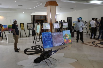 Art Exhibition Art and The City 2015 (6)