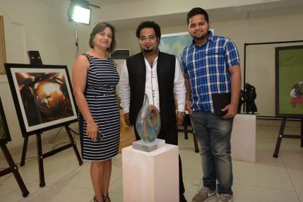Art Exhibition Art and The City 2015 (8)