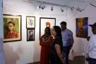 Art Exhibition Faces and Portraits 2017 (1)